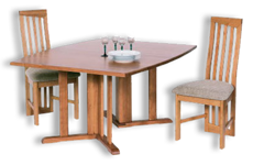 Picture of Boat Shape Table