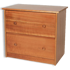 Picture of Cherry Shaker 2 Drawer Lateral File Cabinet