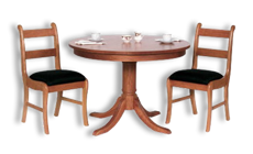 Picture of Duncan Phyfe Table