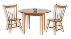 Picture of Shaker Round Table