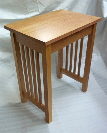 Picture of Custom Mission End Table