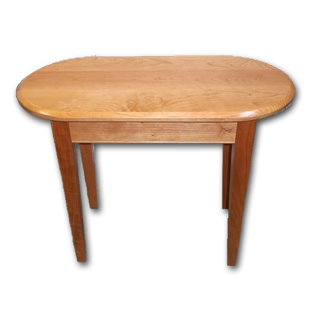 Picture of Custom Oval End Table