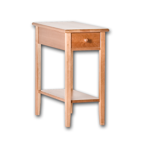 Picture Of Shaker Narrow End Table