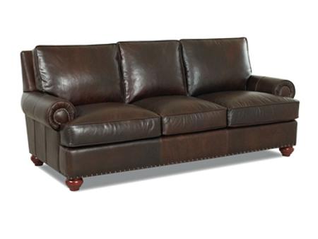 Cherrystone Furniture Klaussner Ellington Leather Collection