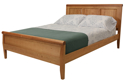 Picture of Carriage Bed Queen