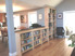 Picture of  Custom Solid Maple Wall unit