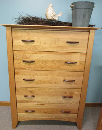 Picture of  Willow 5 Drawer Chest