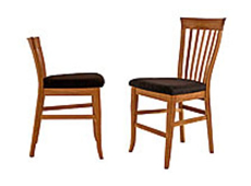 """Picture of Berkley Counter  Stool 24""""short back"""