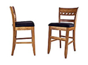 Picture of Derby Counter Stool Short Back (Shown)24""