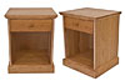Picture of Vermont Traditions Nightstand With One Drawer Only (No Door)