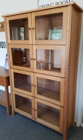 Picture of Cherry Readers Eight Doors        Book case