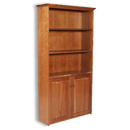 Picture of Shaker Bookcase with Doors