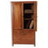 Picture of Shaker Post Cherry Armoire