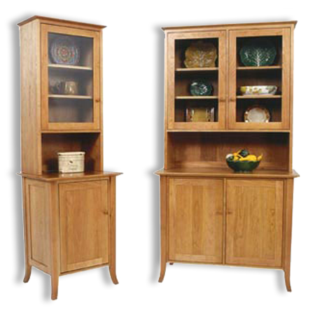 Picture of Two Door Buffet & Hutch