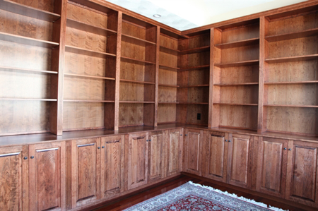 Picture of Custom Cherry Library