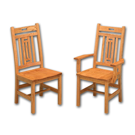 Picture of Scrollback Chair