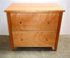 Picture of Cherry File Cabinet with optional Hutch