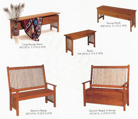 Picture of Storage Benches