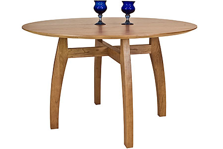 Picture of Chelsea Round Solid top or extension Table