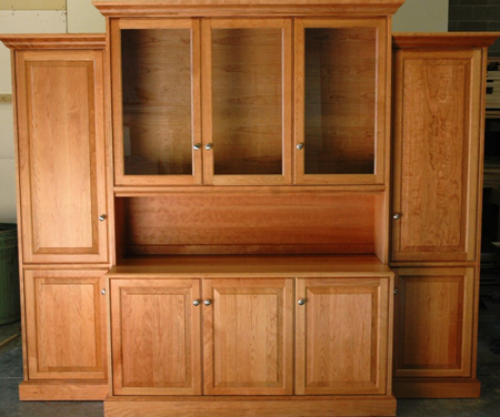 Picture of Custom Wall unit