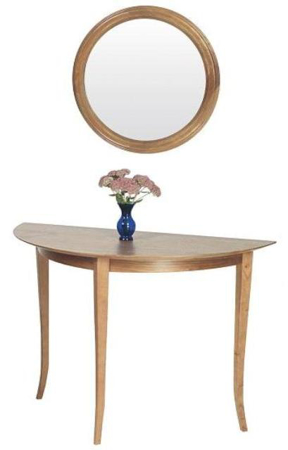 Picture of Demilune Table