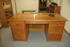 Picture of Cherry Executive Desk