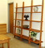 Picture of Solid Cherry Ladder Bookcase