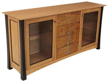Picture of Custom Cherry Granby  Buffet