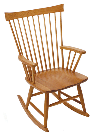 Picture of Shaker Rocker With Arms