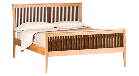 Picture of Heritage Luna Style bed
