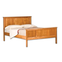 Picture of Shaker style Panel Bed King Size