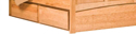 Picture of Full or Queen 4 Drawer Storage (2 drawers per side)