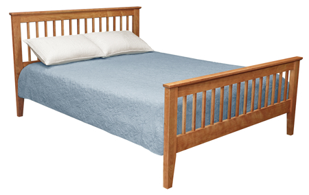 Picture of Copy of Lacama Bed California King Size