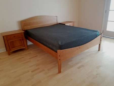 Picture of Newport Bed Queen Size