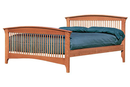 Picture of Copy of Willoughvale Bed California King Size