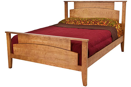 Picture of Copy of Newbury Bed Queen Size