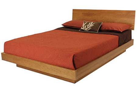 Picture of Copy of Brattleboro Platform Bed Full Size