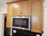 Picture of Custom Kitchen Cabinets with Black Quartz Countertops