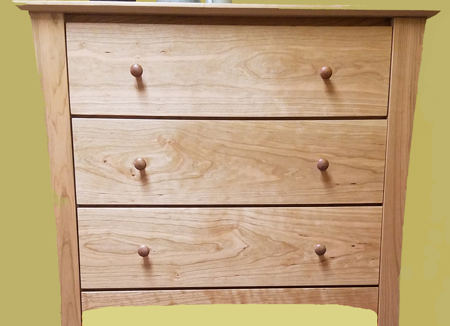 Picture of GB9300 Three Drawer Chest