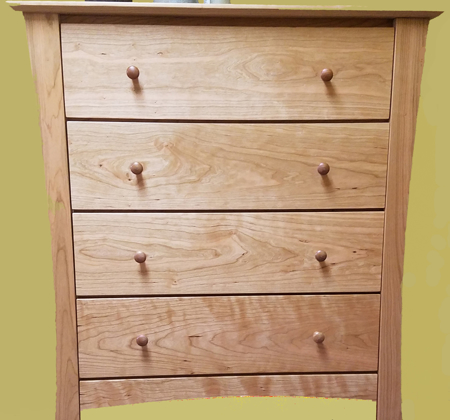 Picture of GB9400 Four Drawer Chest