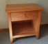 Picture of Shaker Post Cherry Large Nightstand