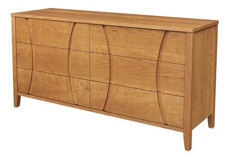 Picture of Holland Six Drawer Dresser
