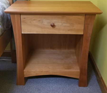 Picture of Granby Cherry Large Nightstand