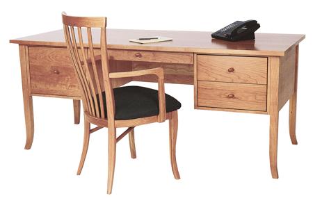Picture of Lynn Executive Desk/ Junior Executive