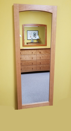 Picture of Shaker Wall Mirror