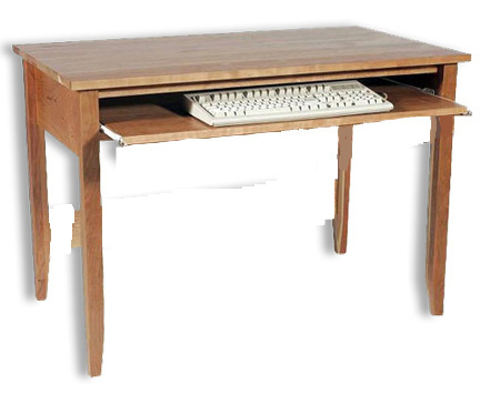 Picture of Cherry Computer Table