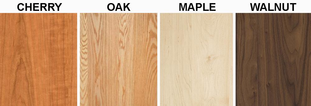 Cherrystone Furniture The Natural, Oak Vs Maple Furniture